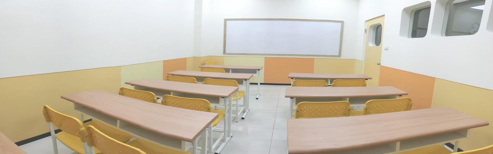 寬敞的學習空間